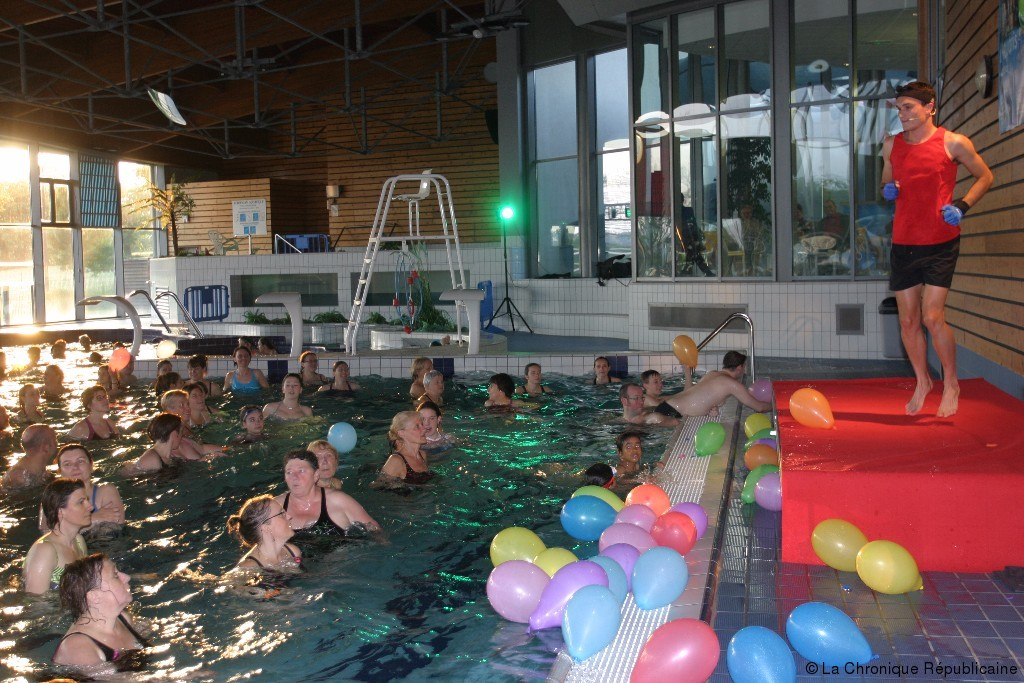 Foug res vid o ambiance festive l 39 aquatis article for Piscine fougeres